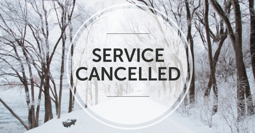Service-Cancelled
